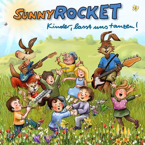 Sunny-Rocket-Kinder-lasst-uns-tanzen